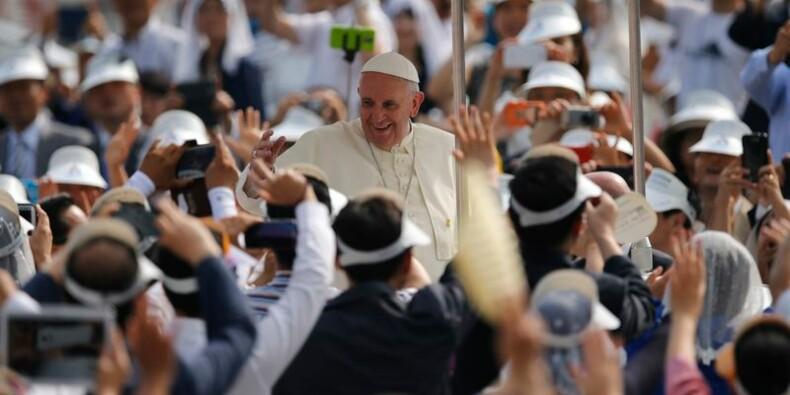 Le pape François dénonce le creusement des inégalités