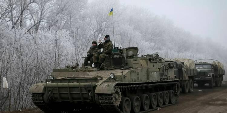 Les forces ukrainiennes se retireraient de Debaltseve