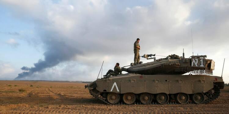 Le cessez-le-feu de 72 heures compromis à Gaza