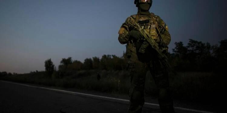 Sept soldats ukrainiens tués par des tirs séparatistes