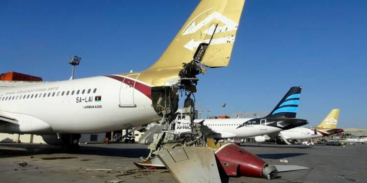 L'Egypte et les Emirats seraient responsables des raids en Libye