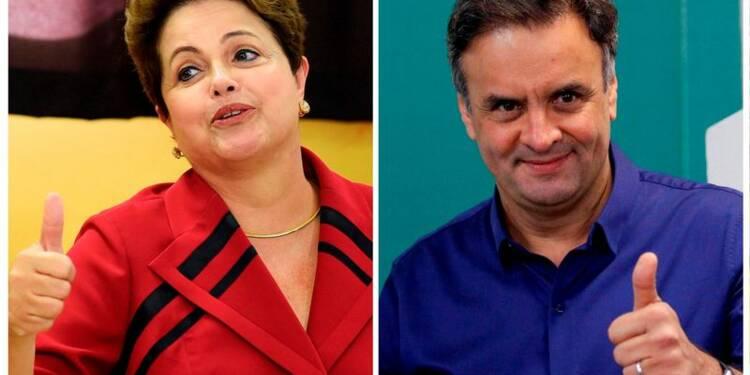 Au Brésil, Neves et Rousseff font les yeux doux au camp Silva