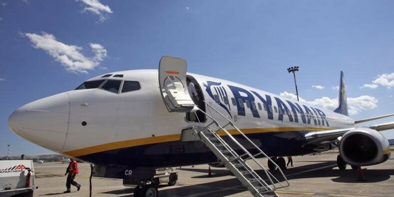 """La compagnie Ryanair condamnée en appel pour """"dumping social"""""""