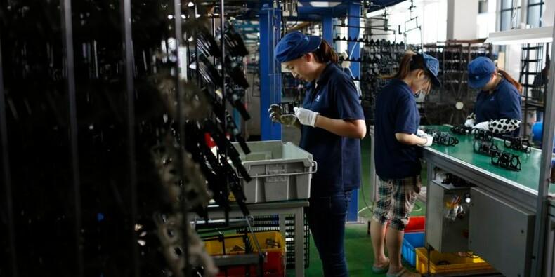 Le secteur manufacturier chinois se stabilise en septembre