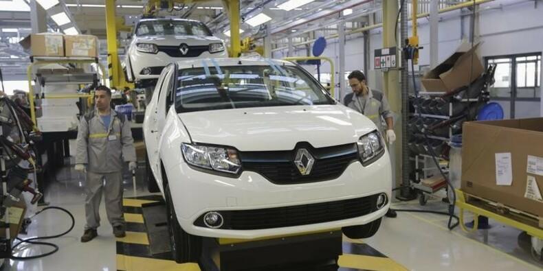 Renault confiant pour ses ventes 2015 malgré un monde incertain