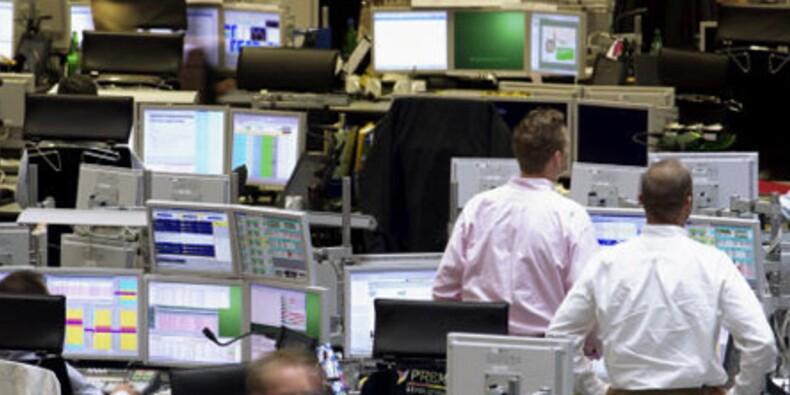 Le CAC 40 termine en légère hausse, Arcelor et Alcatel-Lucent ont brillé
