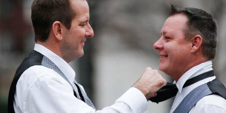 Le gouvernement américain soutient le mariage homosexuel