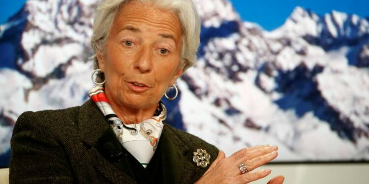 Christine Lagarde estime que le plan de la BCE ne suffira pas