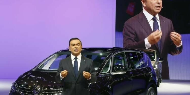 Nouvelle hausse des ventes de l'alliance Renault-Nissan en 2014