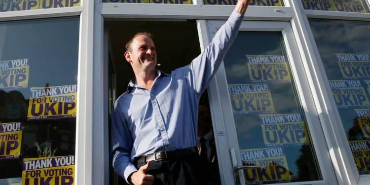 L'UKIP, europhobe, entre au Parlement britannique