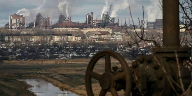 L'Ukraine recevrait jusqu'à 15 milliards de dollars du privé