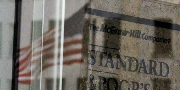 S&P pourrait payer jusqu'à 1,5 milliard de dollars pour régler des litiges