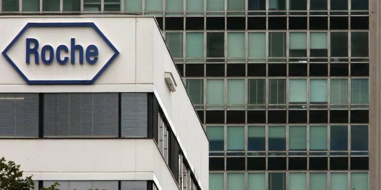 Roche confirme ses objectifs de ventes après un trimestre solide