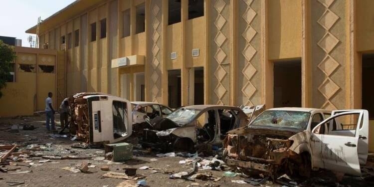 La France appelle à la désignation d'un pouvoir civil au Burkina