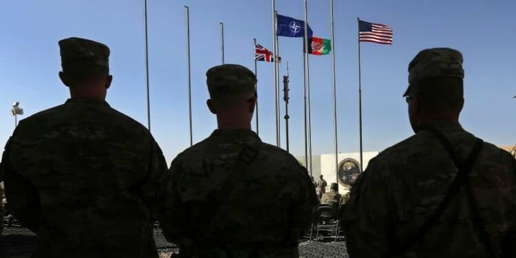 Fin des opérations américaines et britanniques en Afghanistan
