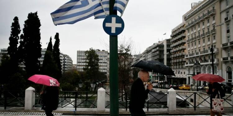 La Grèce a connu une croissance de 0,8% en 2014