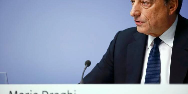 La BCE jugera début 2015 de l'intérêt d'agir de nouveau