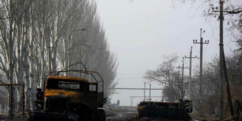 Kiev accuse les rebelles de vouloir avances avant la trêve