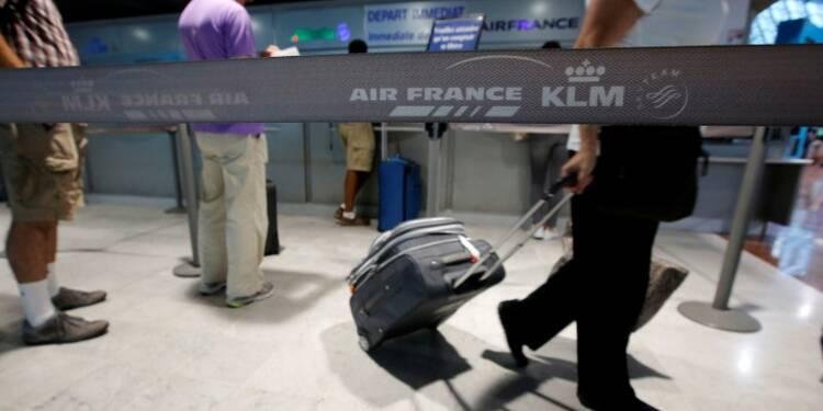 Suspension des négociations à Air France, la grève continue