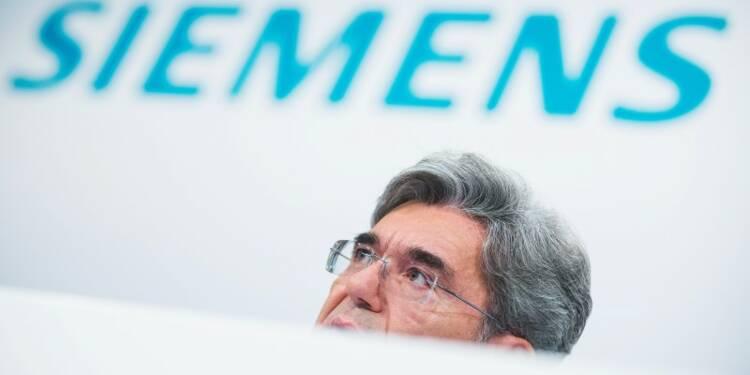 Siemens privilégie la croissance organique et le long terme