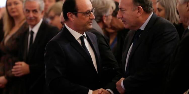 François Hollande met la pression sur les partenaires sociaux