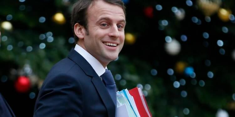 """Macron, avocat des """"milliardaires"""", irrite encore à gauche"""