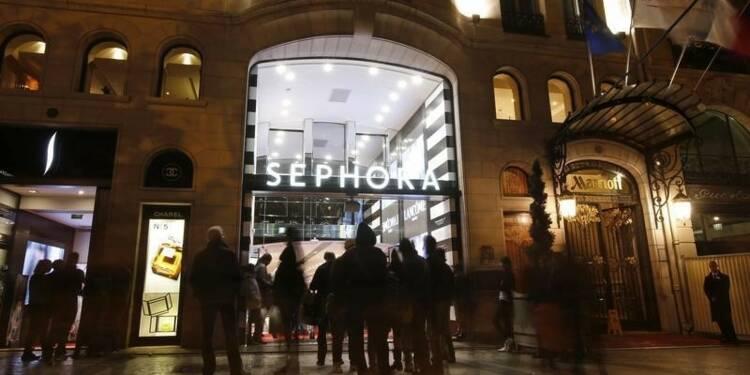 Le travail de nuit au Sephora des Champs-Elysées reste interdit