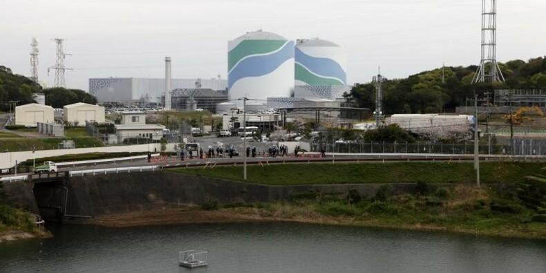 Une première centrale nucléaire autorisée à redémarrer au Japon