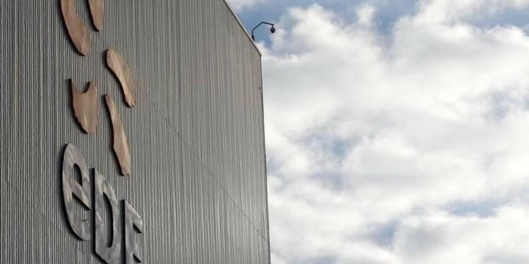 EDF confirme ses objectifs