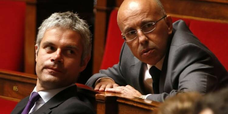 Laurent Wauquiez se range derrière Nicolas Sarkozy