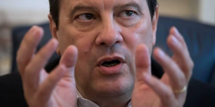 """Le PS fustige la soif de """"revanche"""" de Nicolas Sarkozy"""