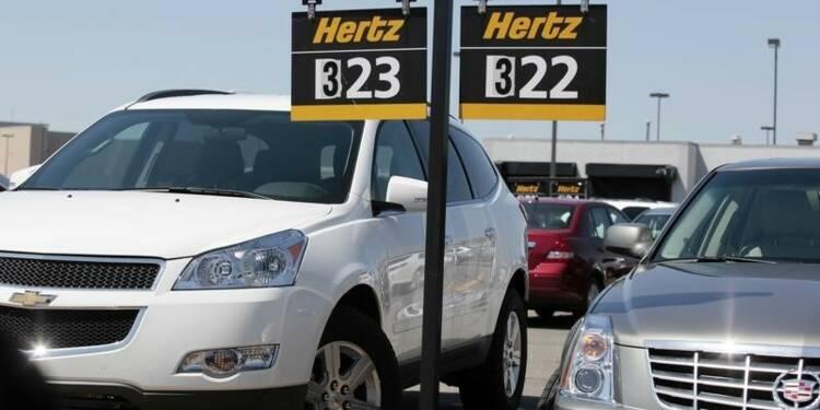 Hertz va revoir ses résultats 2012 et 2013, le titre plonge
