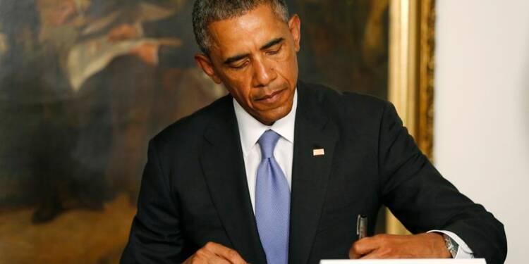 Hommage de Barack Obama aux victimes de Charlie Hebdo