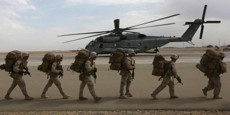 Les forces étrangères en Afghanistan ont quitté le Helmand