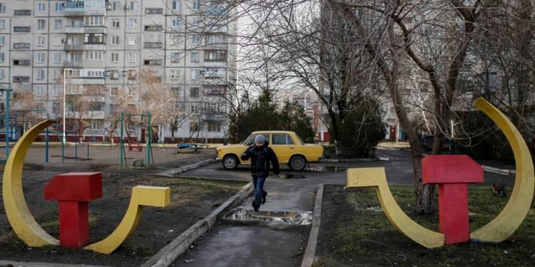 Kiev craint une prochaine offensive rebelle sur Marioupol