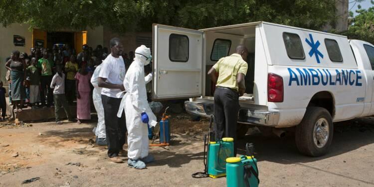 Le virus Ebola a fait près de 6.400 morts depuis mars