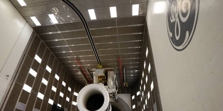 GE Aviation table sur 30 milliards de dollars de commandes