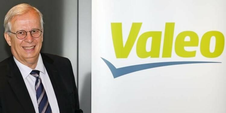 Valeo relève son objectif de marge après un bon 1er semestre