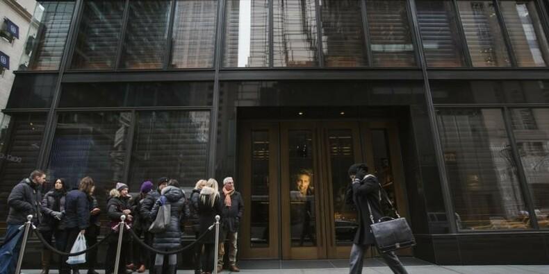 Les ventes d'Abercrombie & Fitch poursuivent leur chute