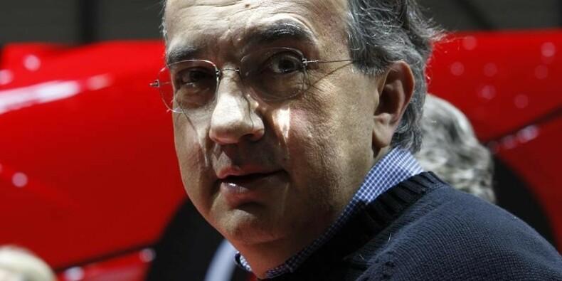 Sergio Marchionne a vu ses revenus bondir de 83% en 2014