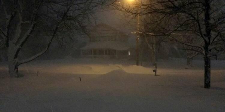 Froid glacial dans tous les Etats-Unis, quatre morts à New York