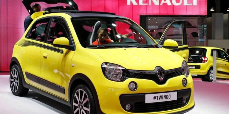 Renault soutenu au 3e trimestre par les prix, Nissan et Daimler