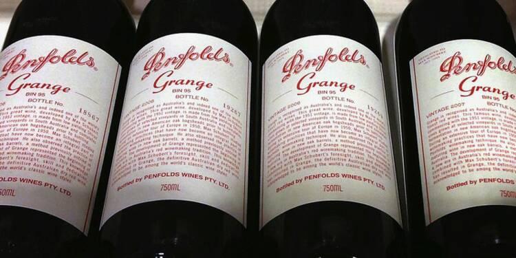 TPG à son tour candidat au rachat de Treasury Wine en Australie