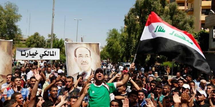 Tensions dans Bagdad où Nouri al Maliki mobilise ses forces