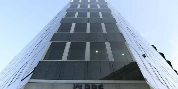 Le titre de RBS s'envole après un bénéfice inattendu
