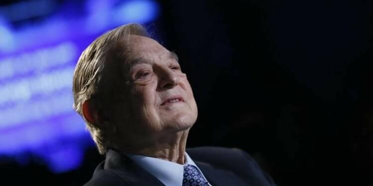 George Soros va devenir un actionnaire clé de l'espagnol FCC
