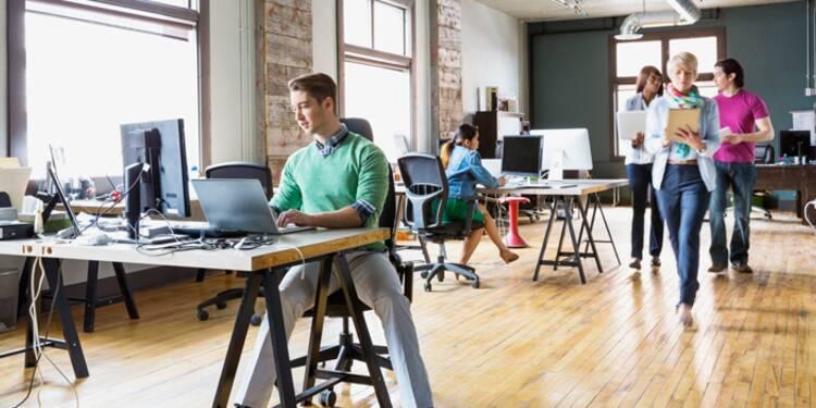 Et si vous bossiez dans une start-up ?