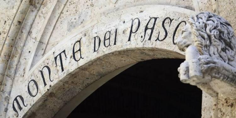 Monte Paschi veut lever jusqu'à 2,5 milliards d'euros