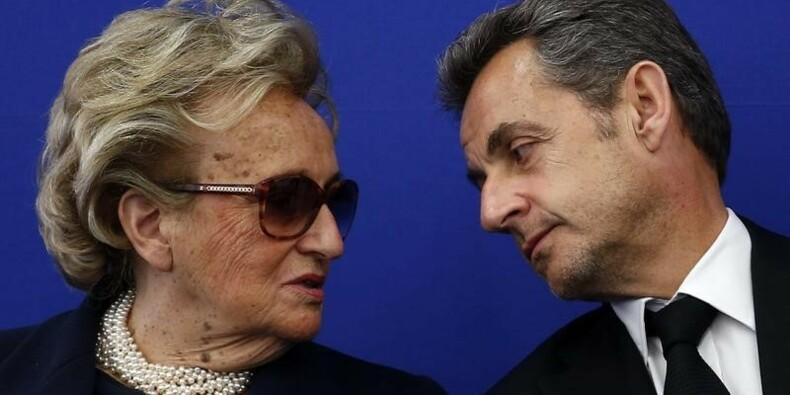 Pour Bernadette Chirac, Sarkozy ne doit pas briguer l'UMP