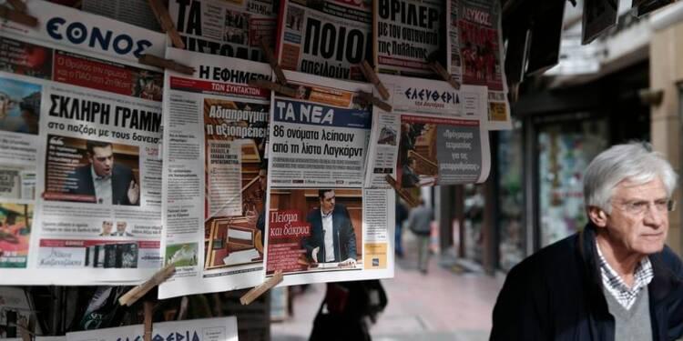 Alexis Tsipras exclut de prolonger le programme d'aide à Athènes